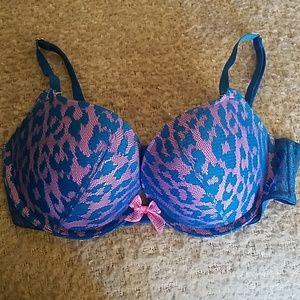 Very Sexy Victoria's Secret Padded Demi 34C